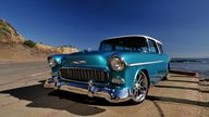 1955 Chevrolet Nomad Resto Mod LS1, Automatic presented as lot S105 at Anaheim, CA 2013 - thumbail image10