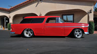 1955 Chevrolet Nomad presented as lot S116 at Anaheim, CA 2013 - thumbail image12