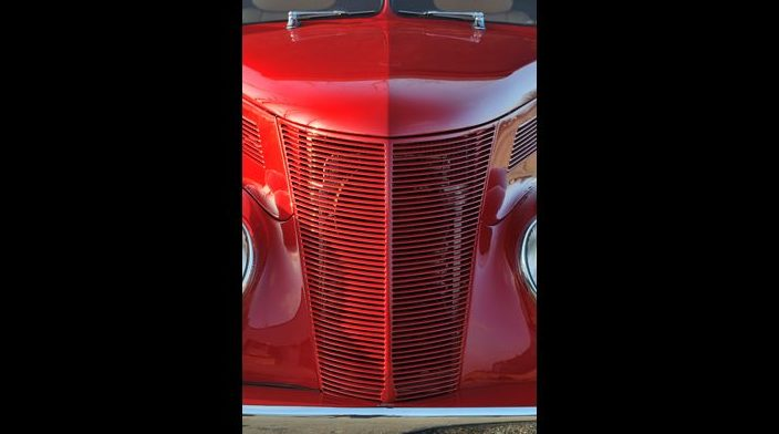 1937 Ford Cabriolet Street Rod 350/300 HP, Steel Body presented as lot S120 at Anaheim, CA 2013 - image8