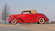1937 Ford Cabriolet Street Rod 350/300 HP, Steel Body presented as lot S120 at Anaheim, CA 2013 - thumbail image3