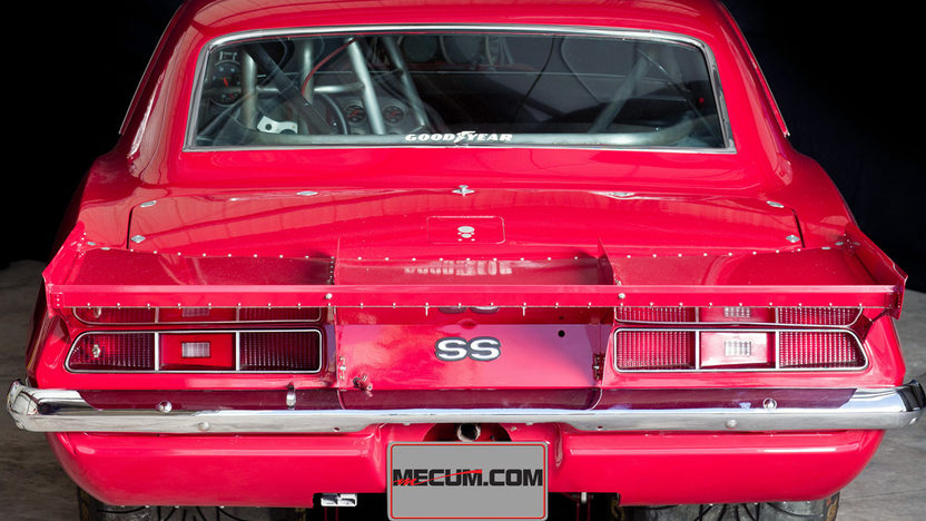 1969 Chevrolet Camaro Pro Street Car Craft Best Street Machine Build presented as lot S125 at Anaheim, CA 2013 - image3