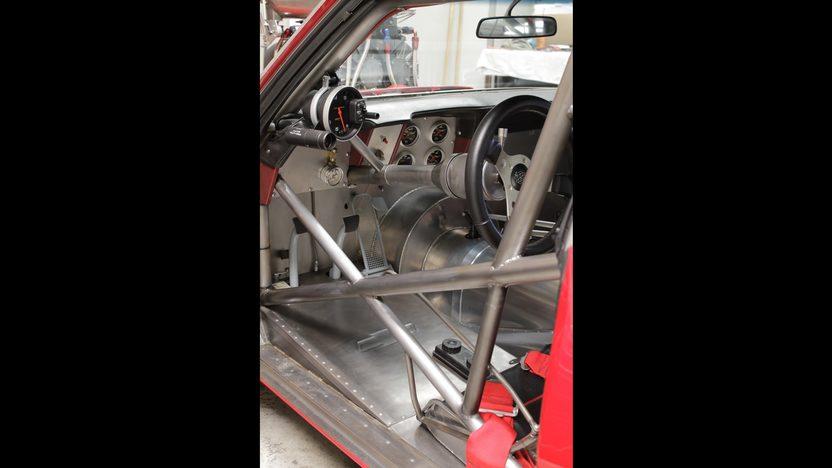 1969 Chevrolet Camaro Pro Street Car Craft Best Street Machine Build presented as lot S125 at Anaheim, CA 2013 - image4