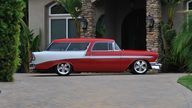 1956 Chevrolet Nomad Resto Mod LS1/400 HP, Art Morrison Chassis presented as lot S135 at Anaheim, CA 2013 - thumbail image2