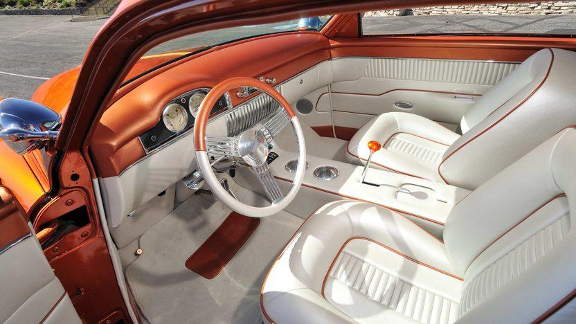 1949 Cadillac Phantom Wagon Built by Bones Noteboom presented as lot S169 at Anaheim, CA 2013 - image4