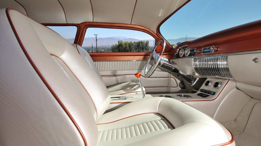 1949 Cadillac Phantom Wagon Built by Bones Noteboom presented as lot S169 at Anaheim, CA 2013 - image5