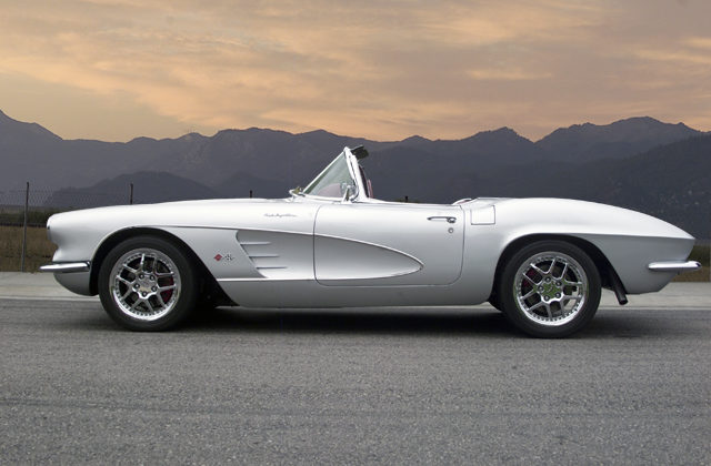 1961 Chevrolet Corvette Resto Mod LS1, Automatic presented as lot S172 at Anaheim, CA 2013 - image2