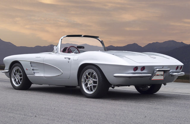 1961 Chevrolet Corvette Resto Mod LS1, Automatic presented as lot S172 at Anaheim, CA 2013 - image6