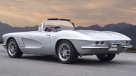 1961 Chevrolet Corvette Resto Mod LS1, Automatic presented as lot S172 at Anaheim, CA 2013 - thumbail image6