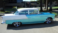 1955 Chevrolet Bel Air Sedan 454/425 HP, Automatic presented as lot S175 at Anaheim, CA 2013 - thumbail image2