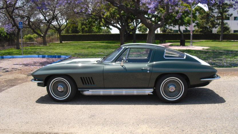 1967 Chevrolet Corvette L88 Replica 427 CI, 4-Speed presented as lot S188 at Anaheim, CA 2013 - image2