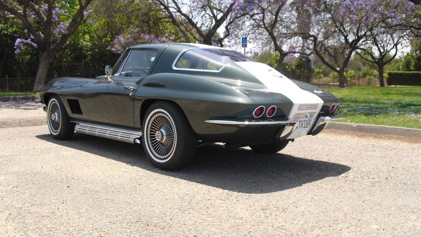 1967 Chevrolet Corvette L88 Replica 427 CI, 4-Speed presented as lot S188 at Anaheim, CA 2013 - image3