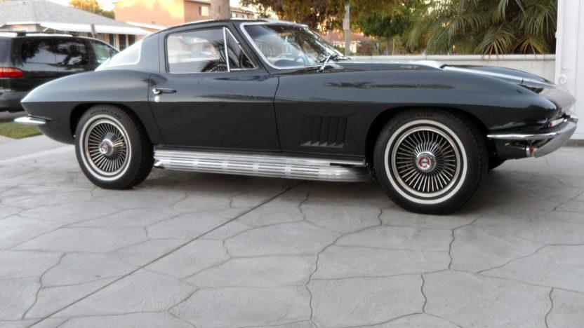 1967 Chevrolet Corvette L88 Replica 427 CI, 4-Speed presented as lot S188 at Anaheim, CA 2013 - image9