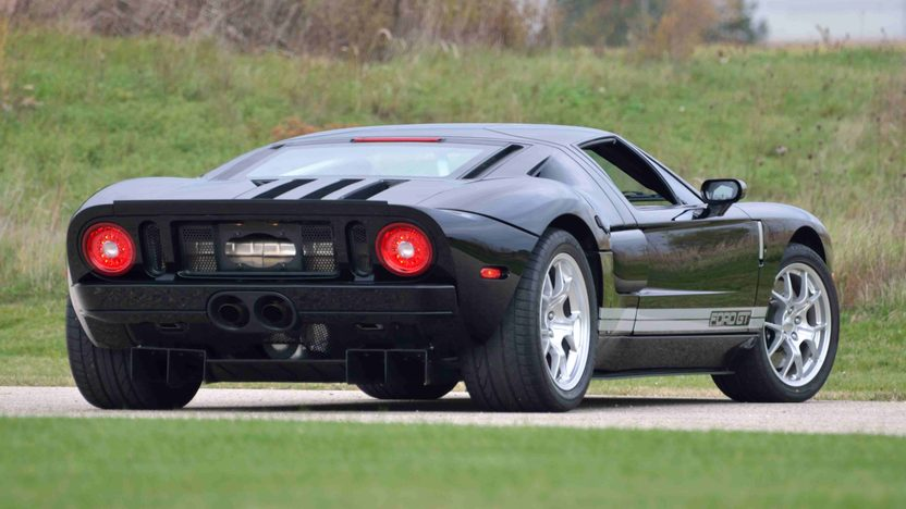2006 Ford GT 9,422 Miles presented as lot S114.1 at Anaheim, CA 2013 - image10