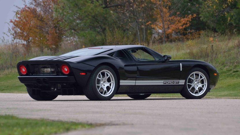 2006 Ford GT 9,422 Miles presented as lot S114.1 at Anaheim, CA 2013 - image3