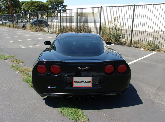 2010 Chevrolet Corvette ZR1 6.2/850 HP, 6-Speed presented as lot S203.1 at Anaheim, CA 2013 - image3