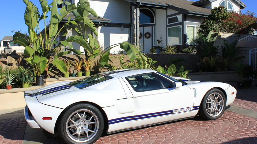 2005 Ford GT presented as lot S196.1 at Anaheim, CA 2013 - image2