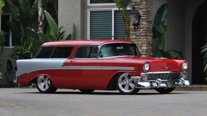 1956 Chevrolet Nomad Resto Mod