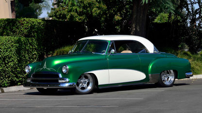 1952 Chevrolet Bel Air Pro Touring