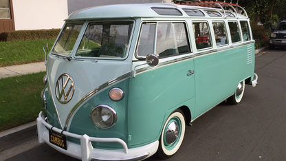1963 Volkswagen 23 Window Bus