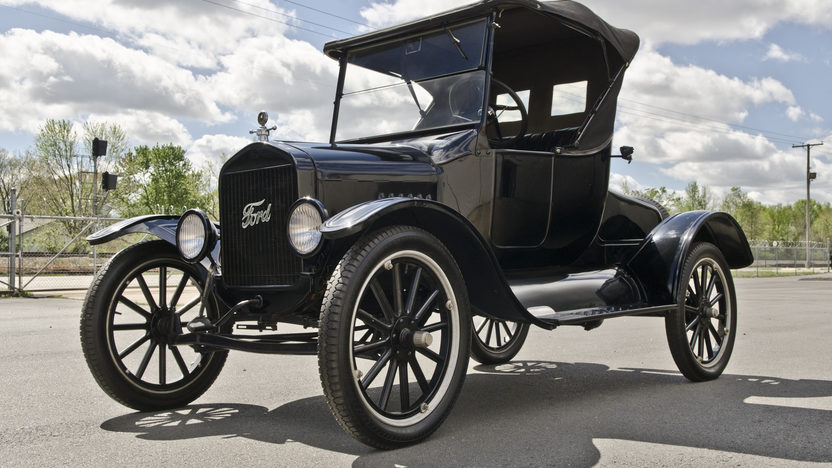 1924 Ford Model T 177 CI, 3-Speed presented as lot S26 at North Little Rock, AR 2012 - image2