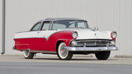 1955 Ford Crown Victoria Glass Top 272 CI, Automatic presented as lot S30 at North Little Rock, AR 2012 - thumbail image10