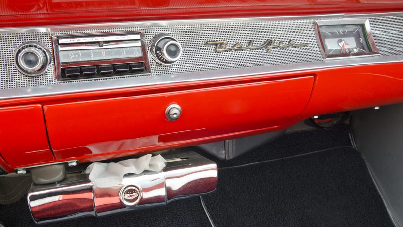 1957 Chevrolet Bel Air Fuelie Convertible 283/250 HP, Automatic presented as lot S34 at North Little Rock, AR 2012 - image6