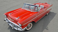 1957 Chevrolet Bel Air Fuelie Convertible 283/250 HP, Automatic presented as lot S34 at North Little Rock, AR 2012 - thumbail image12