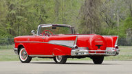 1957 Chevrolet Bel Air Fuelie Convertible 283/250 HP, Automatic presented as lot S34 at North Little Rock, AR 2012 - thumbail image3