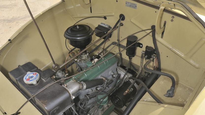 1947 Crosley Sedan Convertible 44 CI, 3-Speed presented as lot S54 at North Little Rock, AR 2012 - image6