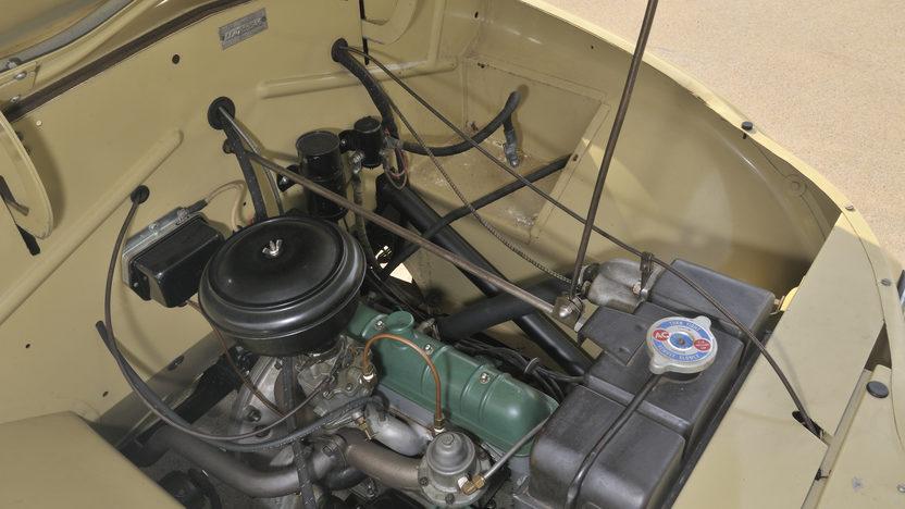 1947 Crosley Sedan Convertible 44 CI, 3-Speed presented as lot S54 at North Little Rock, AR 2012 - image7