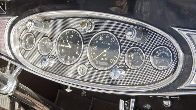 1931 Cadillac Fleetwood Dual Cowl Phaeton 353 CI, 3-Speed presented as lot S75 at North Little Rock, AR 2012 - image6