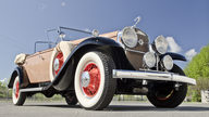 1931 Cadillac Fleetwood Dual Cowl Phaeton 353 CI, 3-Speed presented as lot S75 at North Little Rock, AR 2012 - thumbail image12