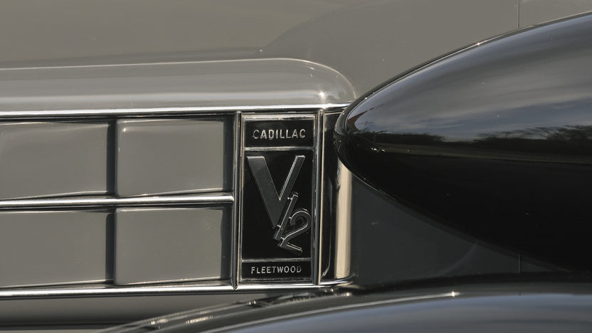 1934 Cadillac Fleetwood V12 All-Weather Phaeton #2 of 3 Produced presented as lot S81 at North Little Rock, AR 2012 - image6