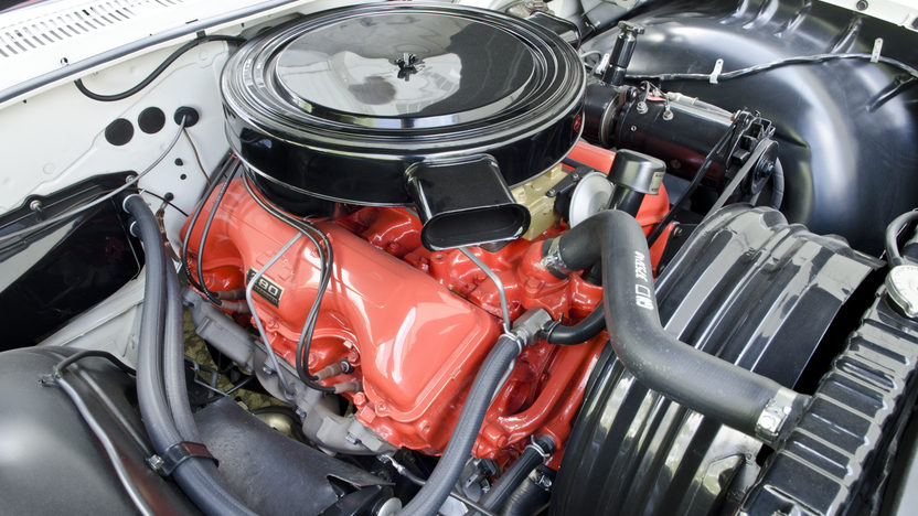 1959 Chevrolet Impala Convertible 348/280 HP, 4-Speed presented as lot S82 at North Little Rock, AR 2012 - image6