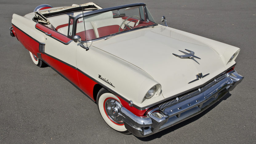 1956 Mercury Montclair Convertible 312 CI, Automatic presented as lot S120 at North Little Rock, AR 2012 - image12