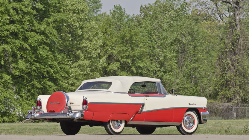 1956 Mercury Montclair Convertible 312 CI, Automatic presented as lot S120 at North Little Rock, AR 2012 - image2