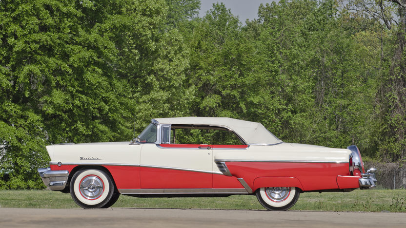 1956 Mercury Montclair Convertible 312 CI, Automatic presented as lot S120 at North Little Rock, AR 2012 - image3