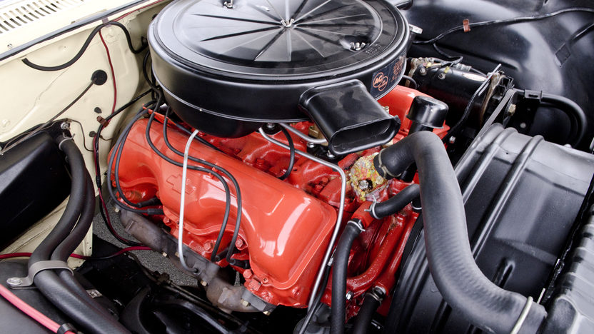 1959 Chevrolet El Camino 348/280 HP, 4-Speed presented as lot S122 at North Little Rock, AR 2012 - image6