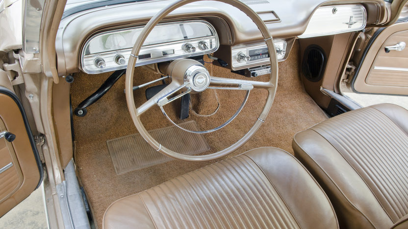 1963 Chevrolet Corvair Monza 145 CI, Automatic presented as lot S148 at North Little Rock, AR 2012 - image3
