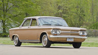 1963 Chevrolet Corvair Monza 145 CI, Automatic presented as lot S148 at North Little Rock, AR 2012 - thumbail image10