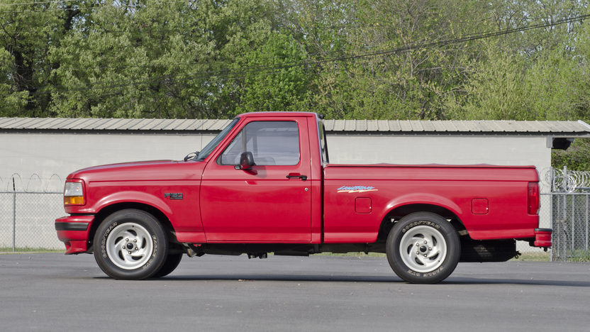 1993 Ford Lightning Pickup 5.8L, Automatic presented as lot S152 at North Little Rock, AR 2012 - image2