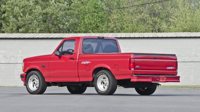 1993 Ford Lightning Pickup 5.8L, Automatic presented as lot S152 at North Little Rock, AR 2012 - image3