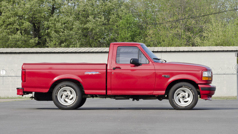 1993 Ford Lightning Pickup 5.8L, Automatic presented as lot S152 at North Little Rock, AR 2012 - image8