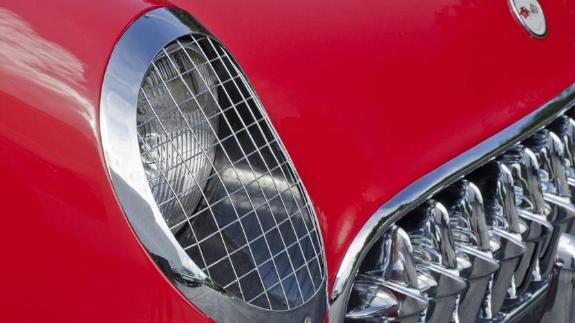 1954 Chevrolet Corvette Roadster Full Restoration, Custom Paint and Interior presented as lot S47 at Boynton Beach, FL 2013 - image10