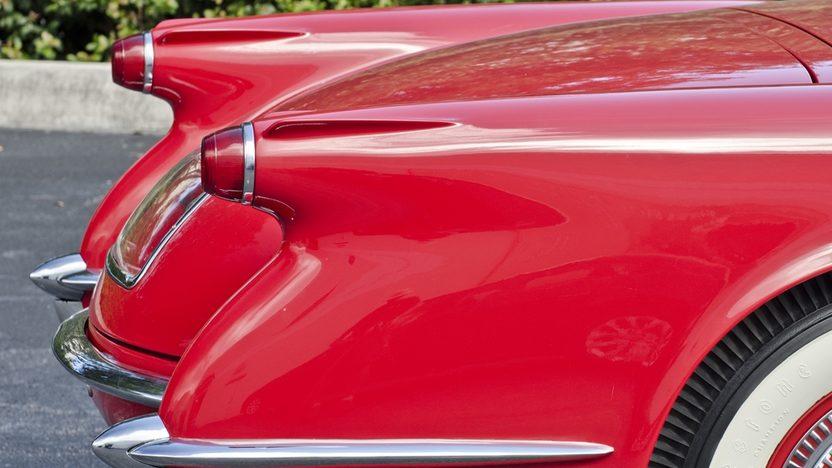 1954 Chevrolet Corvette Roadster Full Restoration, Custom Paint and Interior presented as lot S47 at Boynton Beach, FL 2013 - image11