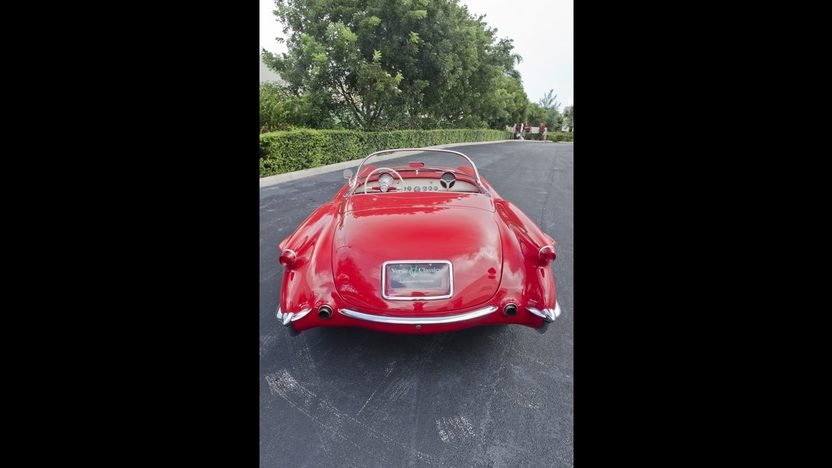 1954 Chevrolet Corvette Roadster Full Restoration, Custom Paint and Interior presented as lot S47 at Boynton Beach, FL 2013 - image12