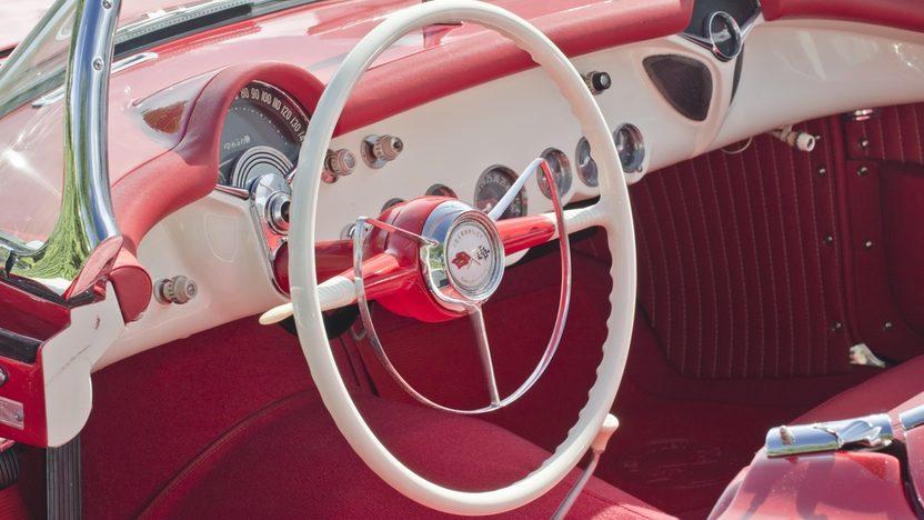 1954 Chevrolet Corvette Roadster Full Restoration, Custom Paint and Interior presented as lot S47 at Boynton Beach, FL 2013 - image6
