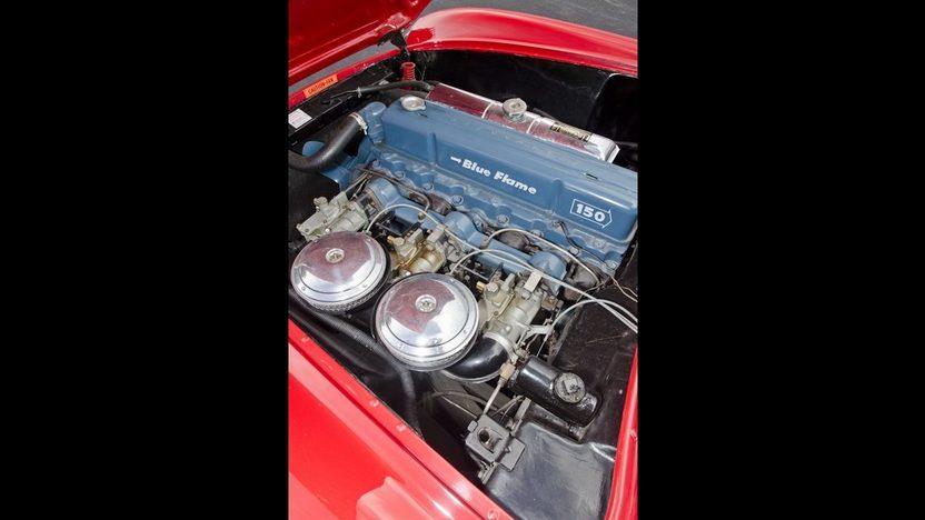 1954 Chevrolet Corvette Roadster Full Restoration, Custom Paint and Interior presented as lot S47 at Boynton Beach, FL 2013 - image8