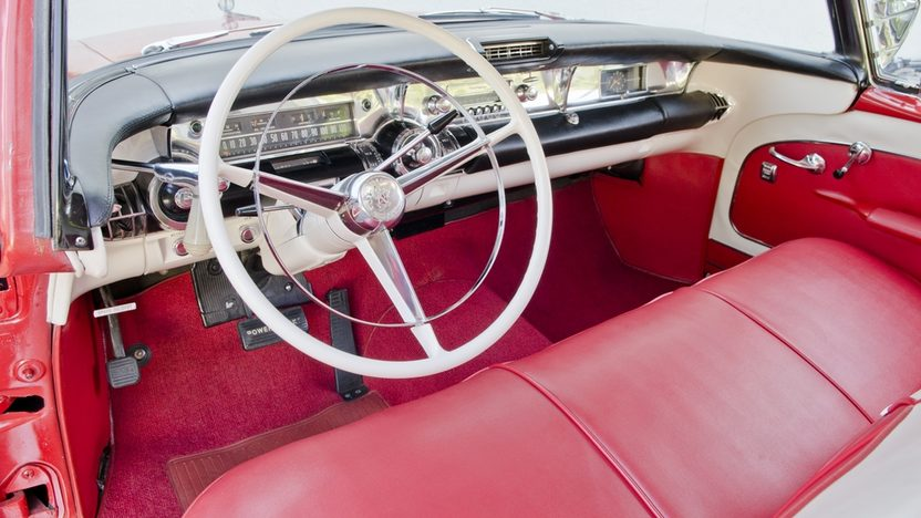 1957 Buick Caballero Wagon 364 CI, Automatic presented as lot S46 at Boynton Beach, FL 2013 - image5