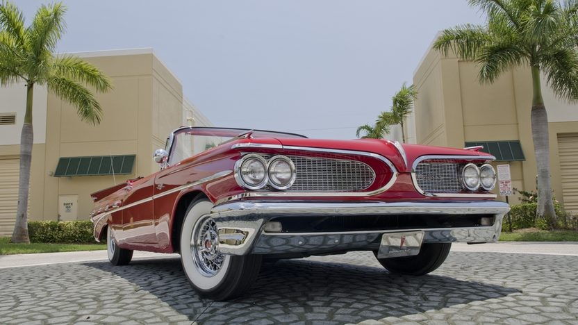 1959 Pontiac Catalina Convertible 389 CI, Automatic presented as lot S25 at Boynton Beach, FL 2013 - image12